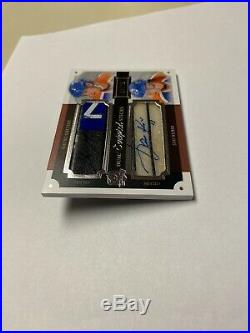 2013-14 Wayne Gretzky / Jari Kurri Dual Cup Scripted Sticks Autograph Sp /15