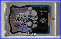 2015-16 O-Pee-Chee Platinum Wayne Gretzky Team Logos Autograph Auto OPC Rare SSP