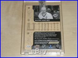 2018-19 Upper Deck Engrained Autograph Auto Wayne Gretzky