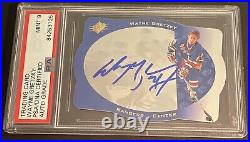 Mint 9 Auto Psa Slabbed Wayne Gretzky Signed 1996 Upper Deck Spx Card