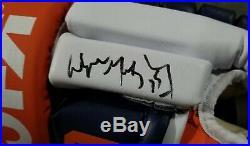 WAYNE GRETZKY Edmonton Oilers SIGNED 1987 JOFA GLOVES withCOA WGA Authentic