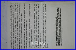 WAYNE GRETZKY Los Angeles Kings SIGNED EASTON GLOVES withCOA U. D Ltd Edition 350