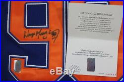 WAYNE GRETZKY SIGNED CCM JERSEY withCOA WGA Edmonton Oilers Autographed Authentic