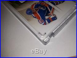 Wayne Gretzky Auto Patch Oilers Game Used #6/10 Upper Deck SP Authentic 2012-13