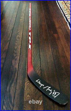 Wayne Gretzky Autograpged Signed Tps Response Hockey Stick Excellent Cond