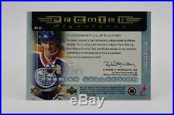 Wayne Gretzky Autographed Premier Signatures Upper Deck Hockey Card Signed 2004