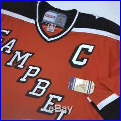 Wayne Gretzky Signed 1984 All Star Game CCM Jersey Edmonton Oilers Beckett Loa