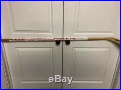 Wayne Gretzky Signed / Game Used Edmonton Oilers Hockey Stick / NHL