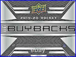 Wayne Gretzky Ssp /15 Auto 2019-20 Upper Deck Buybacks Number Crunchers Oilers