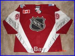 Wayne Gretzky Uda Autographed 1999 Allstar Jersey Ltd. Edition 46/99