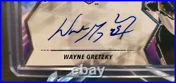 Wayne Gretzky Upper Deck SPX 2020-21 Super Scripts Auto