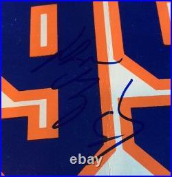 Wayne Gretzky Vintage 1983 Edmonton Oilers Mattel Doll Autographed Signed (JSA)